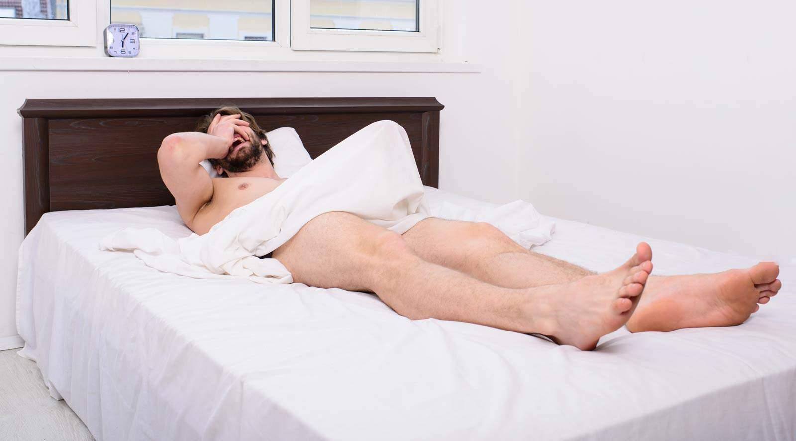 Kako postići tvrdu erekciju