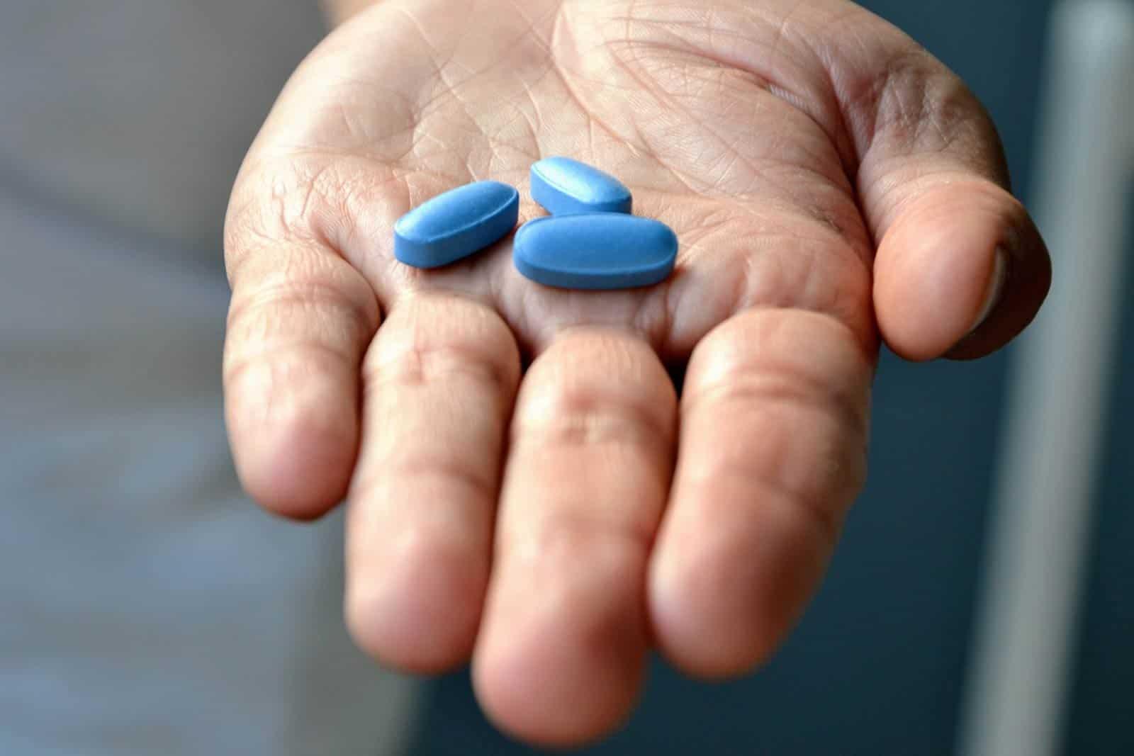 Tablete za povećanje spolnog organa