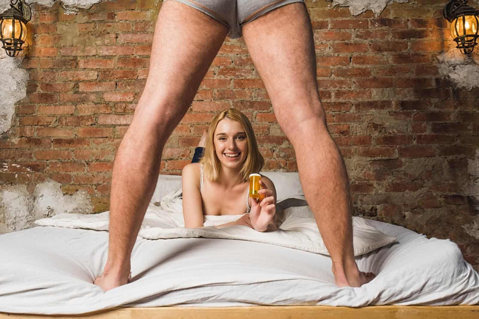 Tablete za uzbuđivanje žena