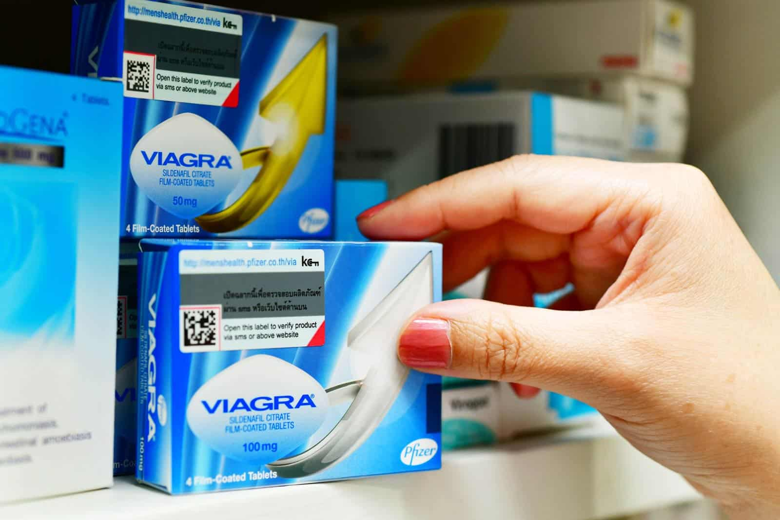 Viagra apoteka