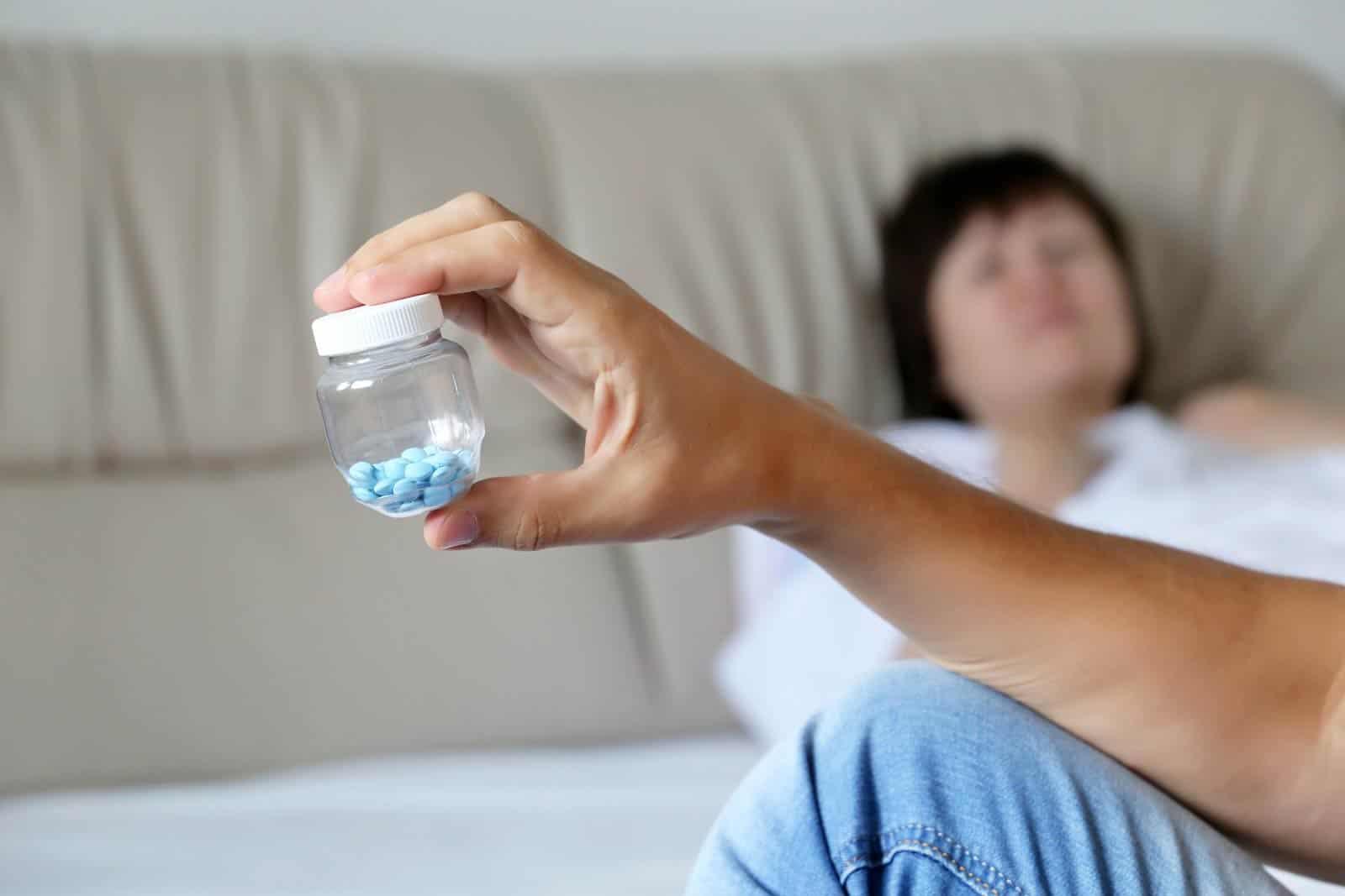Tablete za poticanje sexa