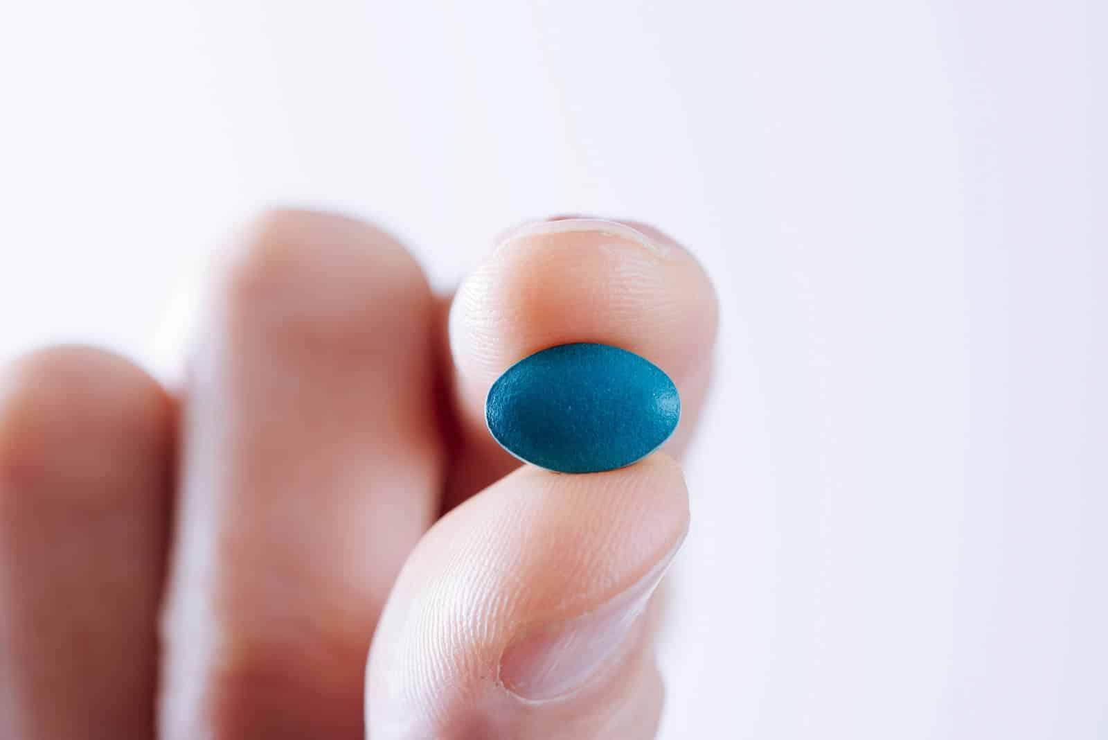 Tablete za produženje sexualnog odnosa