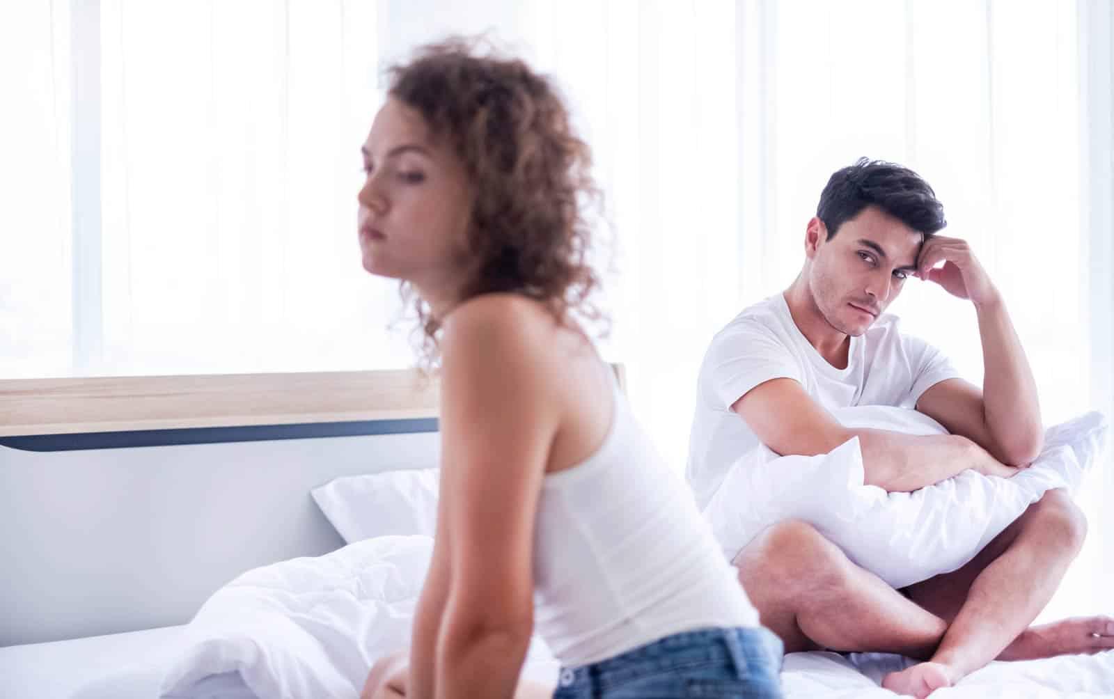 zašto dolazi do erektilne disfunkcije