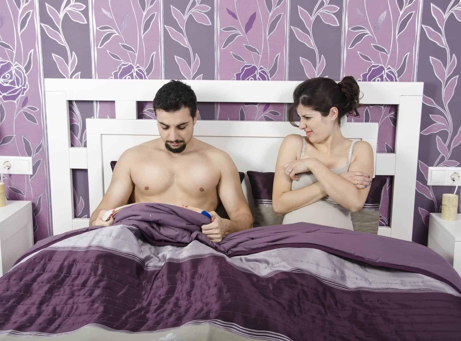 Problemi s dizanjem spolnog organa