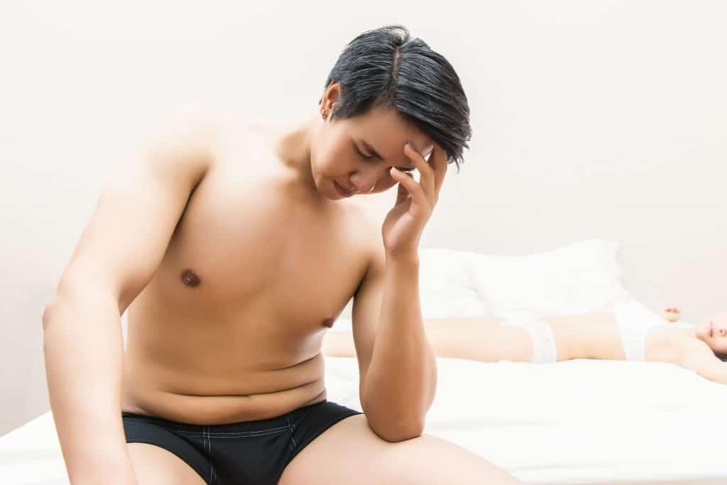 Problemi sa potencijom kod muškaraca