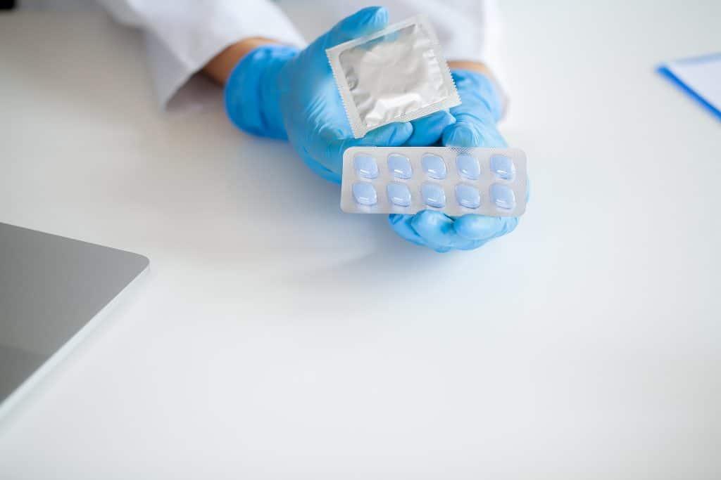 Tablete za potenciju u ljekarnama